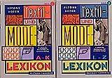 Textil- und Modelexikon - Alfons Hofer