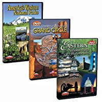 National Park DVD Gift Set: The Great Land