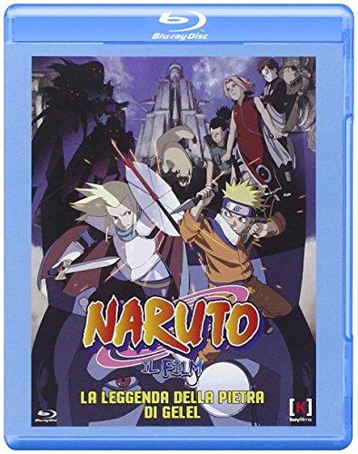 Naruto Il Film - La Leggenda Della Pietra Di Gelel