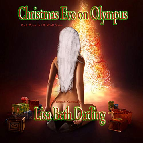 Christmas Eve on Olympus Audiobook By Lisa Beth Darling cover art
