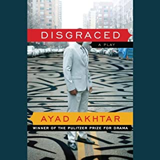 Disgraced cover art