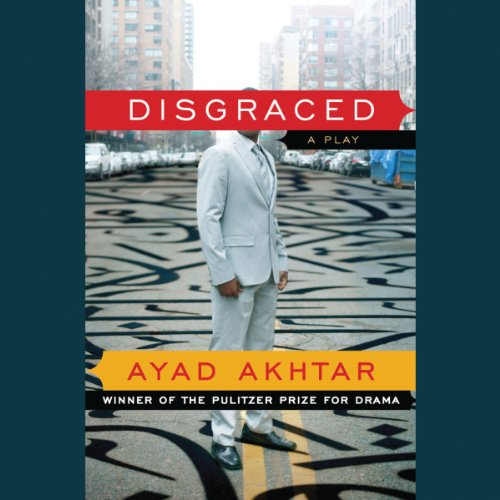 Couverture de Disgraced