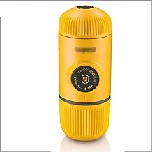 JGSDHIEU Koffiezetapparaat draagbare handmatige koffiemachine outdoor reizen handpers poeder/capsule koffie 80 ml