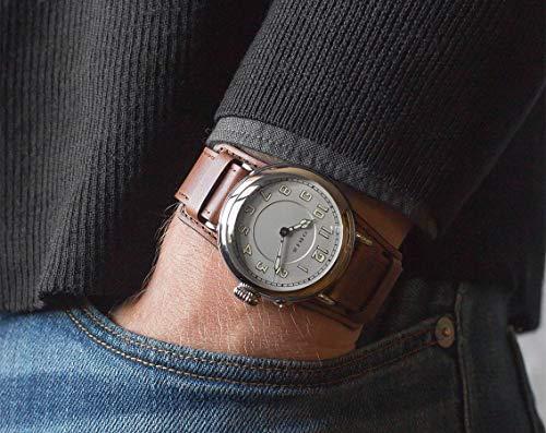 ORIS(オリス)限定モデルビッグクラウン1917リミテッドエディション40mmBigCrownLimitedEditionメンズ腕時計自動巻き革ベルトシルバー文字盤銀0173277364081-SetLS国内正規品