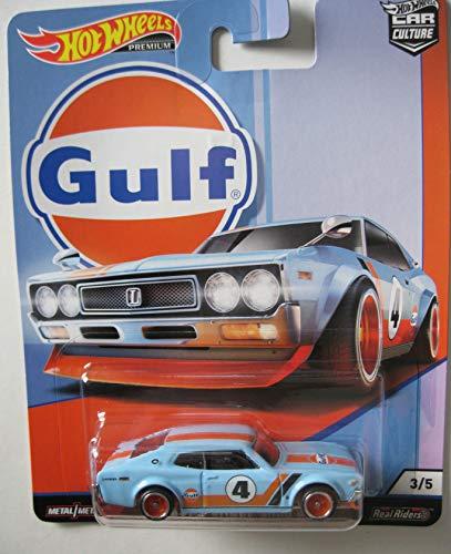 Hot Wheels Nissan Laurel 2000 SGX Gulf Series 3/5 Car Culture 1:64 FYN58 FPY86