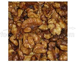 Azar Nut Bakers Select Candied Halves and Pieces Walnut, 5 Pound -- 1 each. by Azar Nut Company