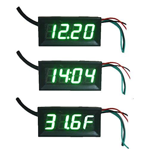 led auto gauges - 6