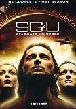 Sgu Stargate Universe: Complete First Season [DVD] [Region 1] [NTSC] [US Import] -