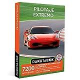 DAKOTABOX - Caja Regalo hombre mujer pareja idea de regalo - Pilotaje extremo - 7200 actividades de conducción en Ferrari, Porsche, Lamborghini y mucho más