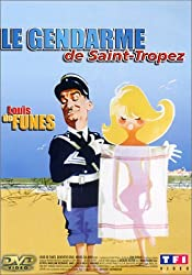 The Gendarme of St. Tropez on DVD