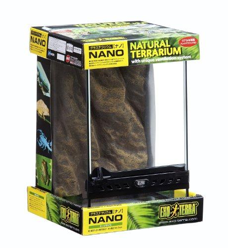 ジェックス エキゾテラ グラステラリウム ナノ