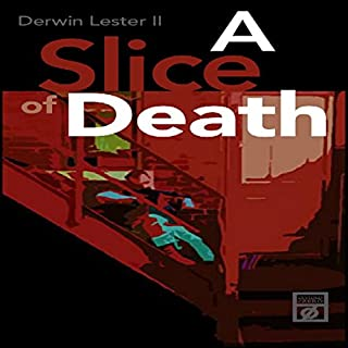 A Slice of Death audiobook cover art