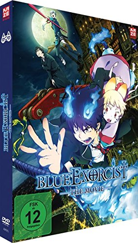 Blue Exorcist - The Movie - [DVD] - [Limited Edition]