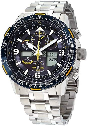 Top 10 Best citizen radio controlled watches for men Reviews