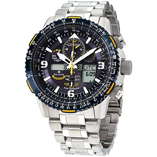 Citizen Blue Angels Skyhawk A-T JY8078-01L