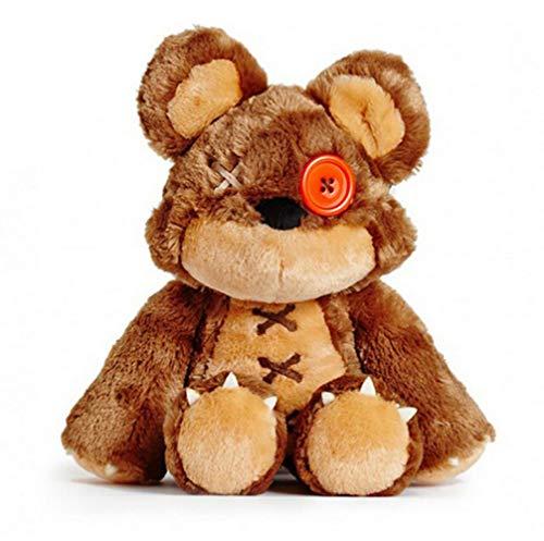 qwermz Stofftier, 40cm 60cm Spiel LOL Tibbers Plüschtier Puppe Annies Bär Plüsch Weiches Stofftier Für Weihnachtsgeburtstagsgeschenke 60cm