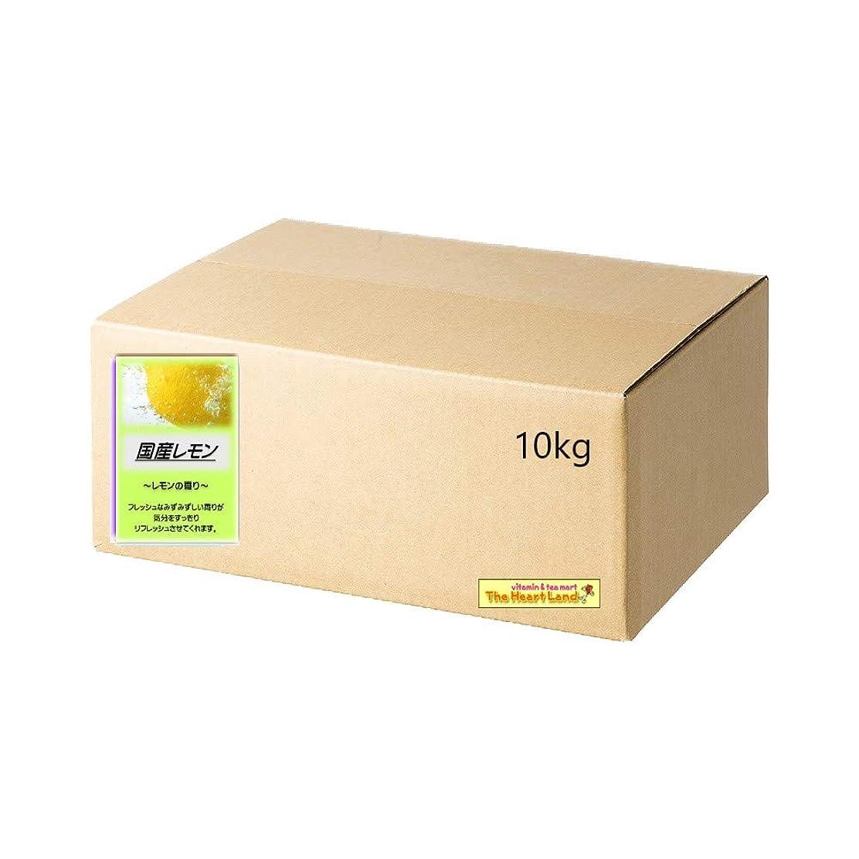 軌道志す暫定アサヒ入浴剤 浴用入浴化粧品 国産レモン 10kg
