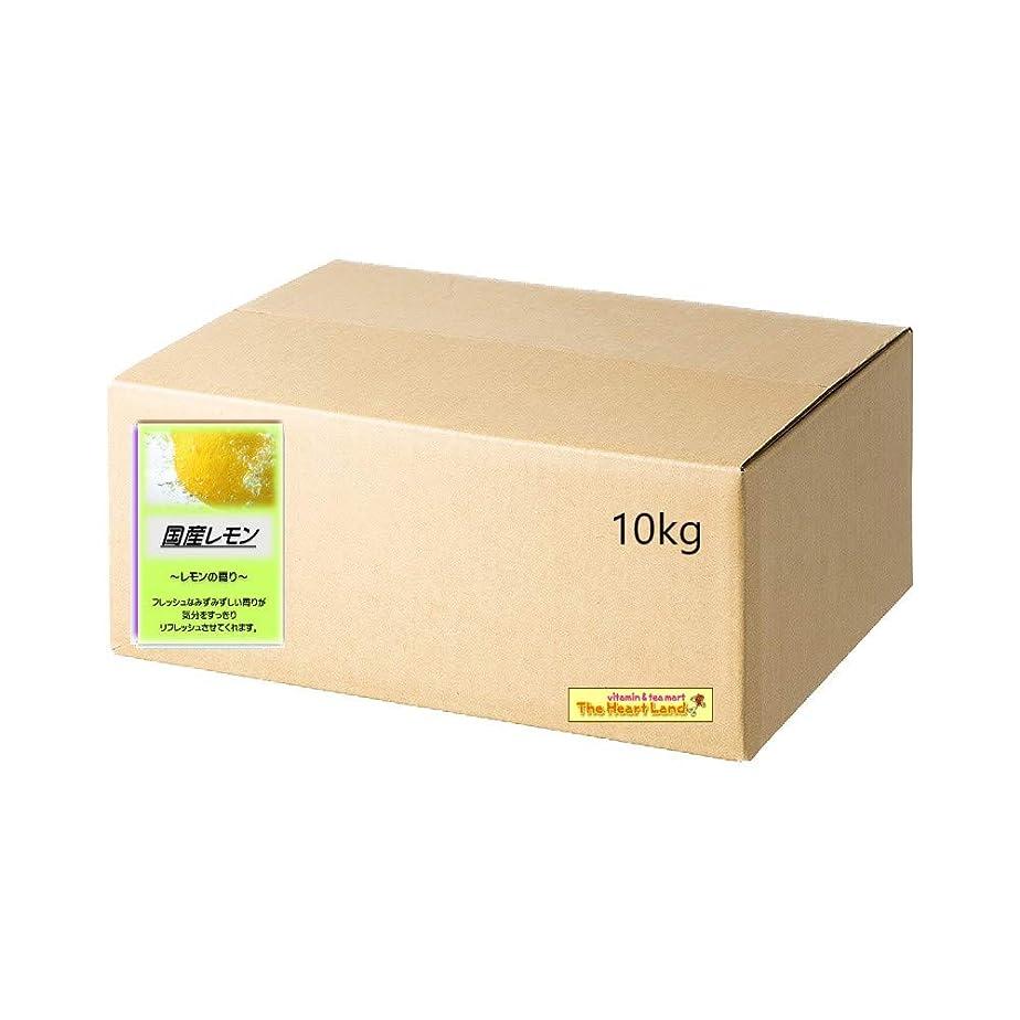 病気の所持治療アサヒ入浴剤 浴用入浴化粧品 国産レモン 10kg