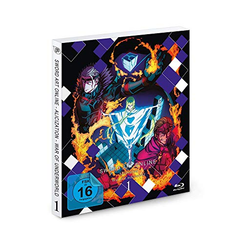 Sword Art Online: Alicization - War of Underworld - Staffel 3 - Vol.1 - [Blu-ray]