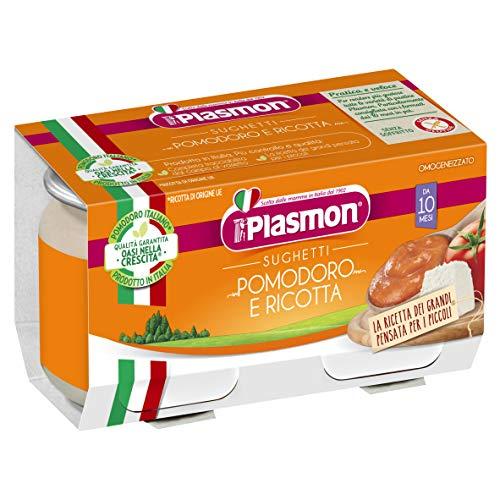 Plasmon Sughetto - Pomodoro e Ricotta 2x80g