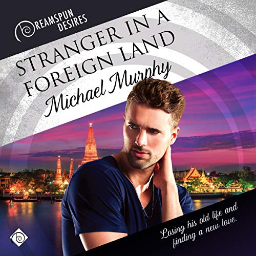 Stranger in a Foreign Land audiobook cover art