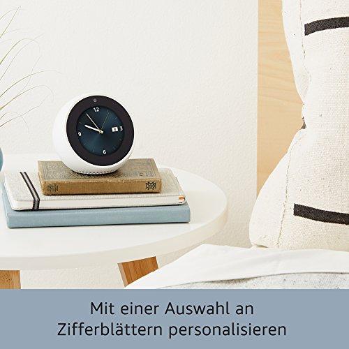 Amazon Echo Spot – Schwarz - 3