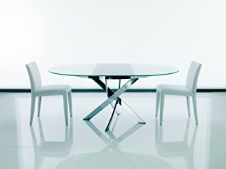 Amazon.it: tavolo rotondo allungabile