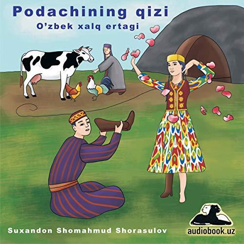 Podachining qizi [Podachi's Daughter] audiobook cover art