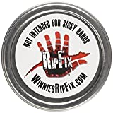 RipFix by Winnies - Hand Repair Cream & Callus Treatment for Cracked or Ripped Hands - 1.34 oz Tin (Pack of 3)