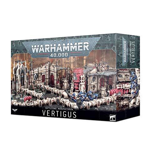 Games Workshop Warhammer 40k - Zone de Bataille Manufactorum : Vertigus