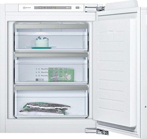 Neff GI1113F30 Gefrierschrank (Einbau)/A++/71.2 cm/178 kWh/Jahr/72 L Gefrierteil/Supergefrieren mit automatischer Deaktivierung