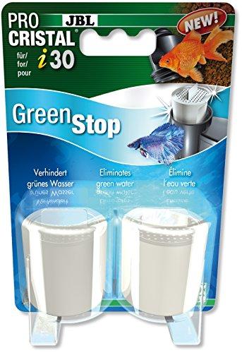JBL Green Stop Set de 2 Cartouches de Filtration pour ProCristal i30 pour Aquariophilie