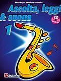 OLDENKAMP - Ascolta, leggi & suona 1 + CD (Sax Contralto)