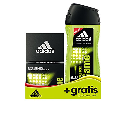 adidas Pure Game Set de Regalo - 2 Piezas