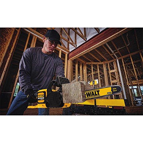 DEWALT FLEXVOLT 60V MAX Chainsaw, Brushless, Tool Only (DCCS670B)