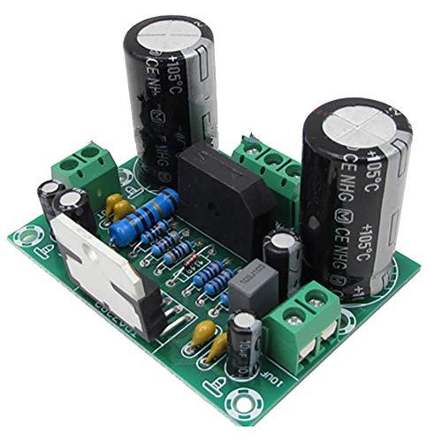 Fauge Placa Amplificadora de Potencia Digital XH-M170 TDA7293 Placa Amplificadora de Potencia Mono 12-32 V de Alta Potencia y Potencia Amplia de 100 W