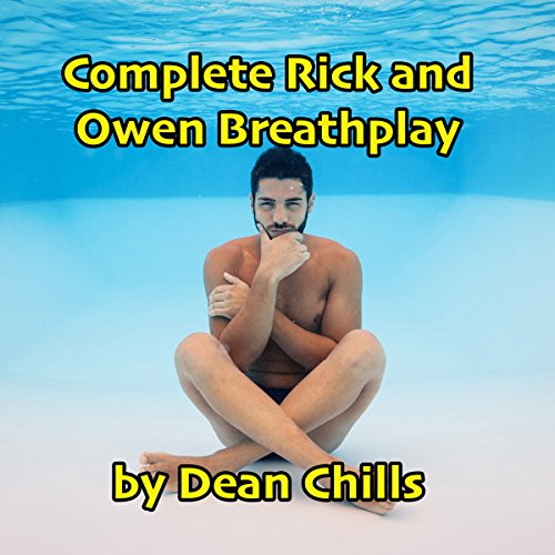 Complete Rick and Owen Breathplay audiobook cover art