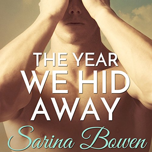 The Year We Hid Away audiobook cover art