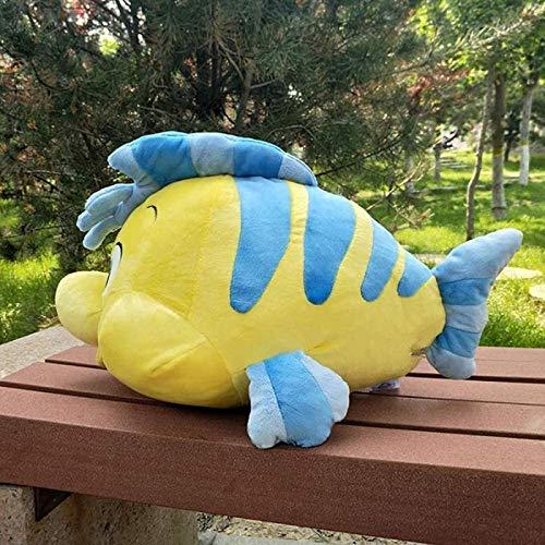 siyat Das Plüschspielzeug Kleine Meerjungfrau Ariel Prinzessin Nette Flunder Fisch Plüsch Puppe Geburtstagsgeschenk 30 cm Jikasifa