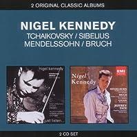 Classic Albums-Mendelssohn & Bruch: Violin Concert
