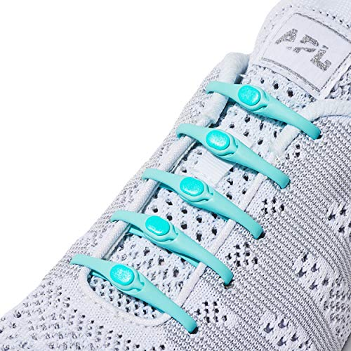 HICKIES Tie-Free Laces (2.0 New) - Mint