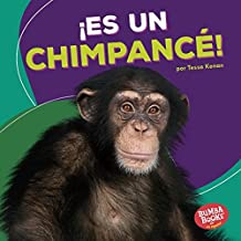 ¡Es un chimpancé! (It's a Chimpanzee!) (Bumba Books ® en español — Animales de la selva tropical (Rain Forest Animals)) (Spanish Edition)
