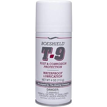 Boeshield T-9 Aerosol Can (4 -Ounce) (122184)