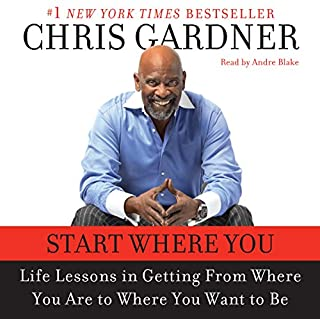 Start Where You Are audiobook cover art