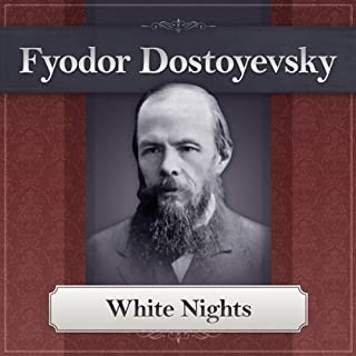 White Nights audiobook cover art