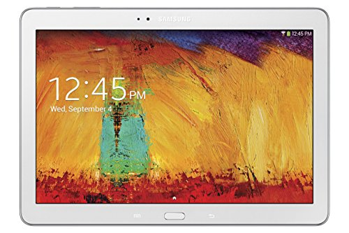 Samsung Galaxy Note 10.1 2014 Edition (32GB, White) (Renewed)