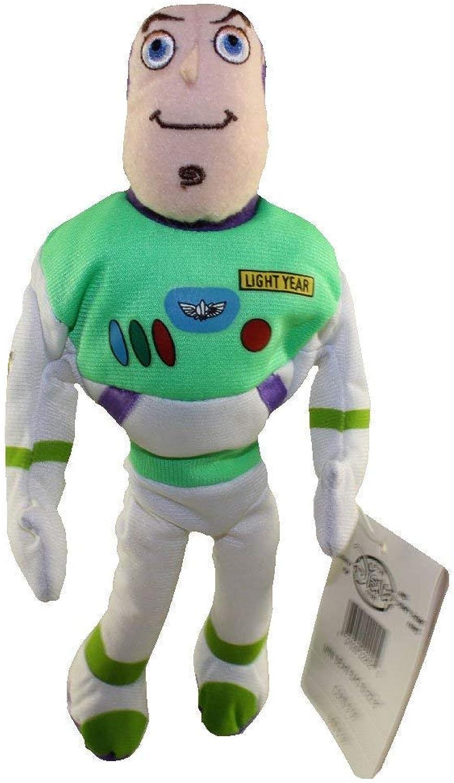 Disney Store Toy Story Buzz Lightyear 8  Mini Bean Bag Plush Doll
