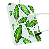 EGG Electronics Powerstation Tropic weiß-grün, 15-fach Eurosteckdose+2x USB