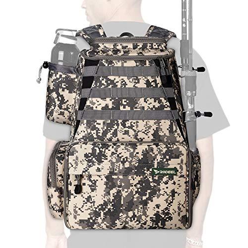 20 Best Backpacks For Fishing Rods