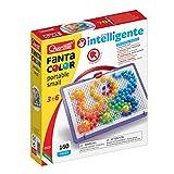Quercetti Fantacolor 0920 - Juego de piezas para crear figuras (160 piezas) , color/modelo...
